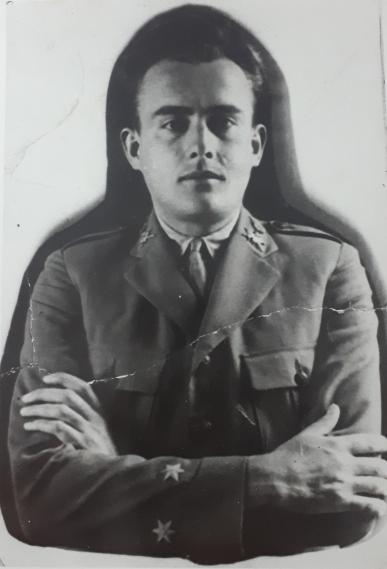 Comandante Virgilio Leret