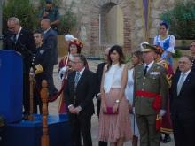autoridades de Melilla