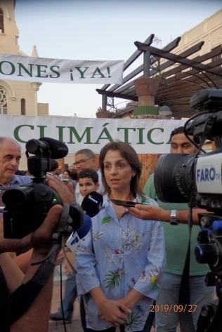 Dunia Almansouri, Vicepresidenta de La Asamblea