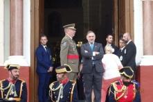 El Comandante General y el Diputado