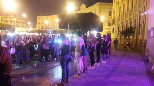 Emergencia feminista, Melilla