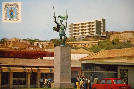 Estatua de Estopiñán
