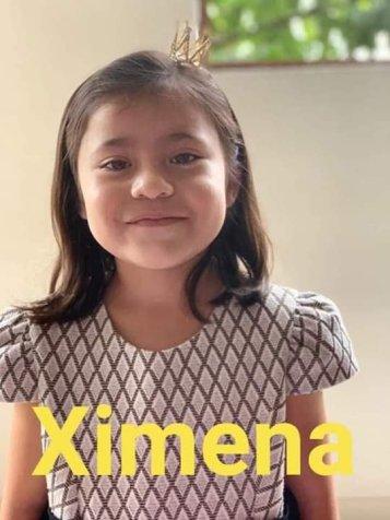 Ximena, niña asesinada en México