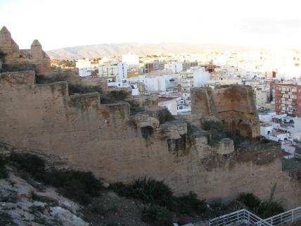 Murallas de Almería