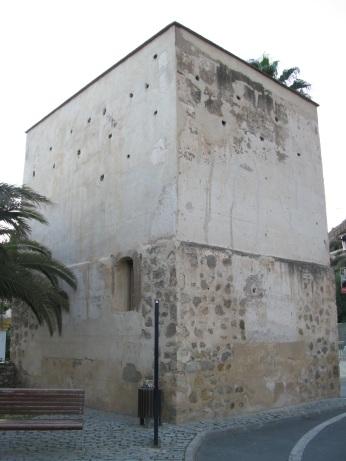 Torre musulmana, Santa Fe de Mondujar