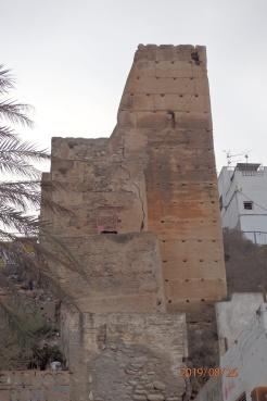 Torreones de Jairán, Almería