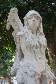Duquesa de la Victoria, alegoría