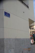 Una pared por calle