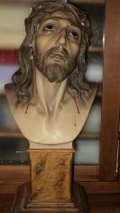 Busto donado por El Alminar