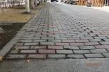 Calzada, calle La Legión