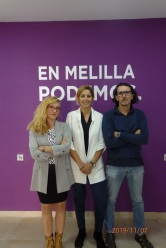 Candidatura Unidas Podemos 2019