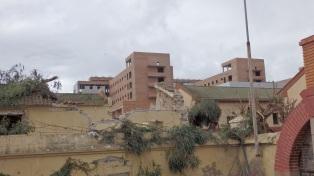 Demolición antiguo Docker