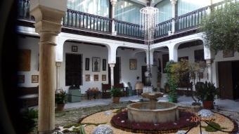 Casa de los Pisa, Museo de San Juan de Dios