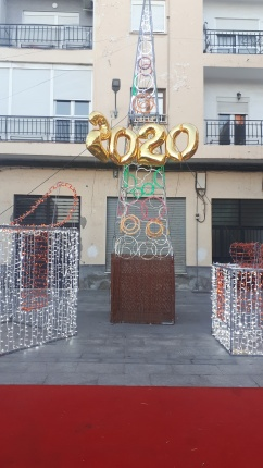 Gádor, Feliz año 2020