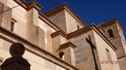 Iglesia de la Encarnación, Laujar
