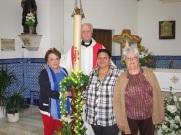 Lolita Bartolomé, Ramón Buxarrais, Mercedes y María