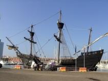 Nao Victoria, puerto de Melilla (2012)