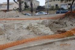 Alcazaba, excavaciones