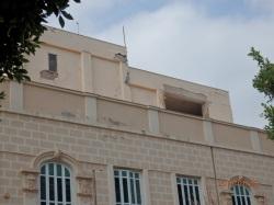 Calle Luis de Sotomayor, edificio derruido