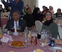 Fatima Mohamed y la Comunidad Hindú