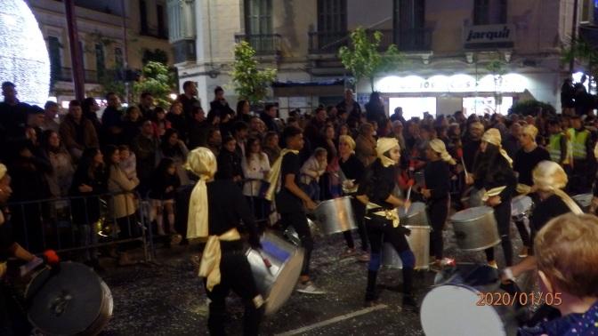 """Grupo Batucada """"Cañada Viva"""""""