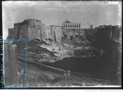 Melilla, fortificaciones