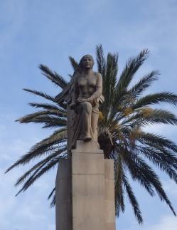 Victoria alada