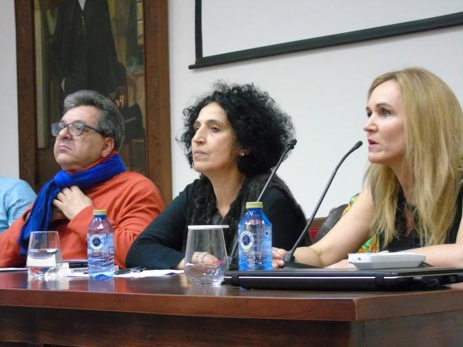 La Consejera Elena Fernández, Zoubida y Akalay