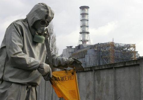 Chernobyl ,mascarilla biológica
