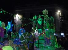 La carroza verde