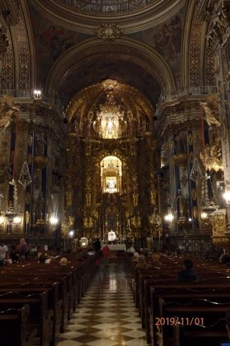 Basílica de san Juan de Dios