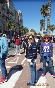 Domingo de manifestación