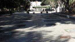Paseo musical, parque Hernández