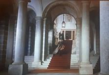 Patton, Palacio Real de San Ildefonso