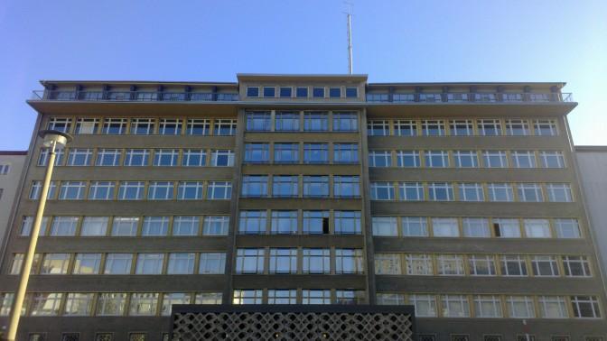 Cuartel general de la STASI (Berlín)