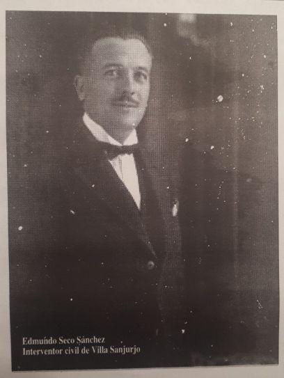 Edmundo Seco Sánchez