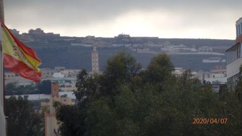 Melilla y su entorno