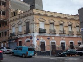 Edificio calle General Margallo