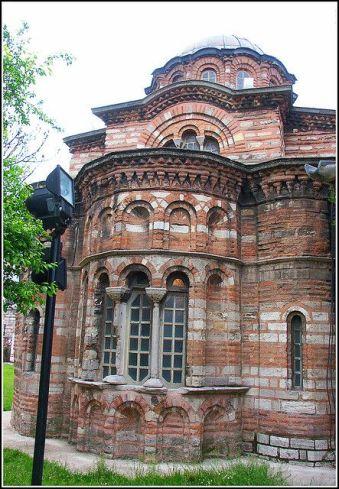 Fethiye Camii, iglesia de la virgen Pammakarystos