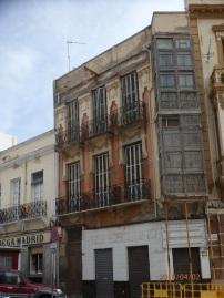Edificio avenida de Castelar