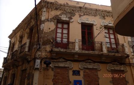 Edificio calle Cánovas del Castillo