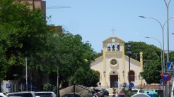 Iglesia de san Agustín, barrio del Real