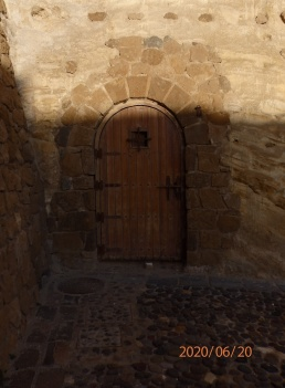 La puerta olvidada