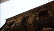 Balcones y cornisa