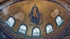 Mosaico de la Theótokos