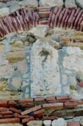 Escudo castellano sobre la Alafía