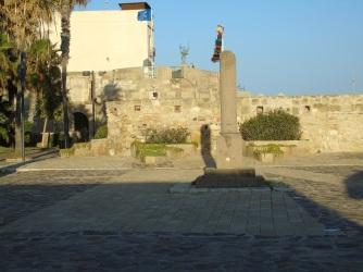 Ermita antigua, orientación E/W