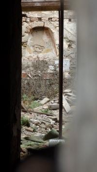 Casa Lafont, restos de un fuerte