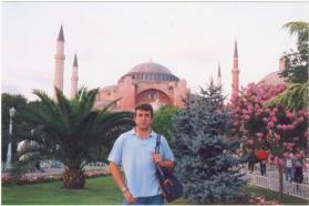 Santa Sofía, Estambul 2001