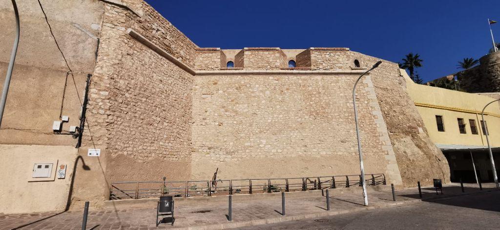 Murallas rehabilitadas